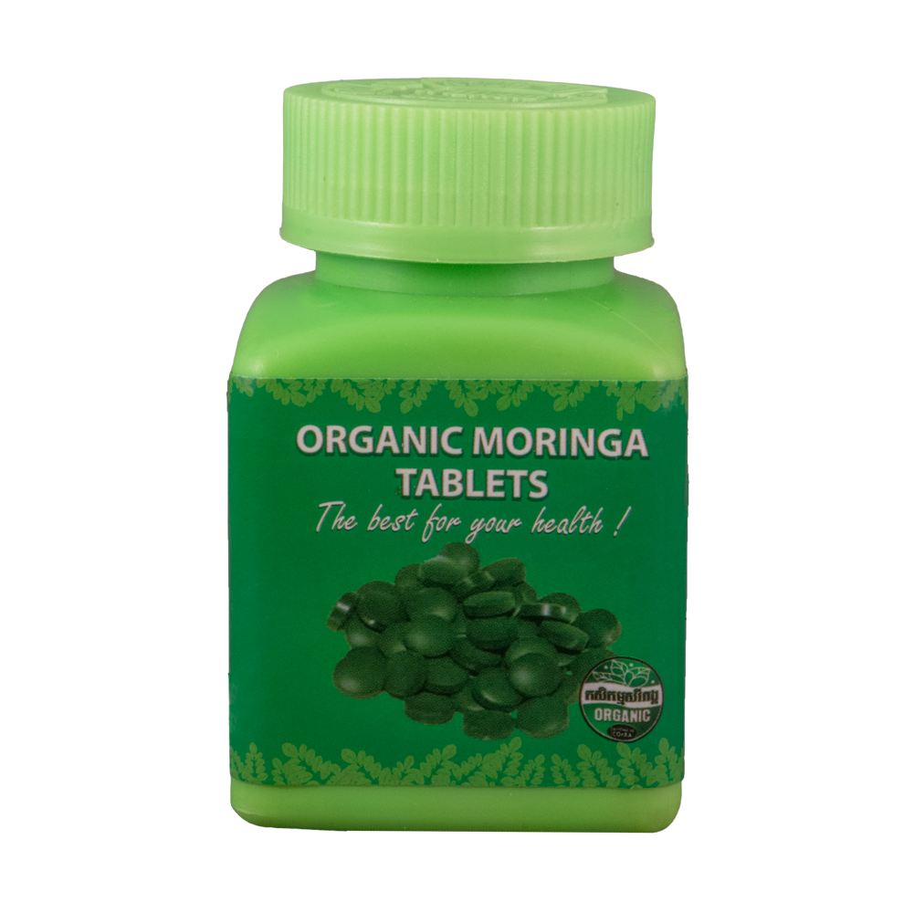 My Supply Of The Best And Purest Organic Moringa